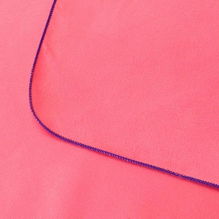 微纖維毛巾L號粉紅色