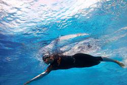 Dames zwempak OWSwim in neopreen van 4/3 mm voor koud open water - 310730
