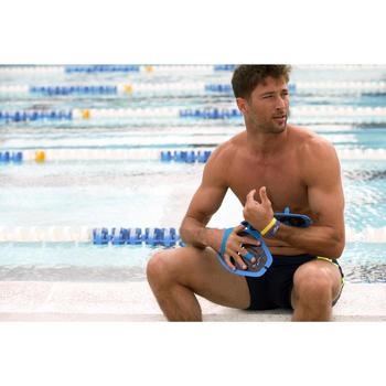 Set straps voor klassieke zwempaddles - 310735