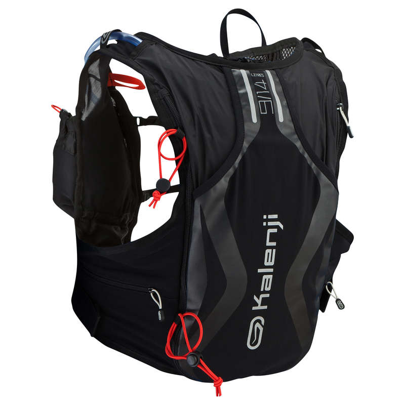 TRAIL RUNNING EQUIPMENT - MEN'S TRAIL BAG KALENJI