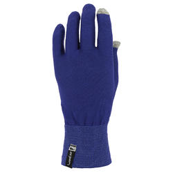Onderhandschoenen voor trekking Forclaz Touch volwassenen - 312622