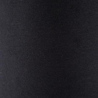 شورتات الجمنازيوم للفتيات DOMYOS - سوداء