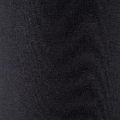 Short 100 Gym fille noir