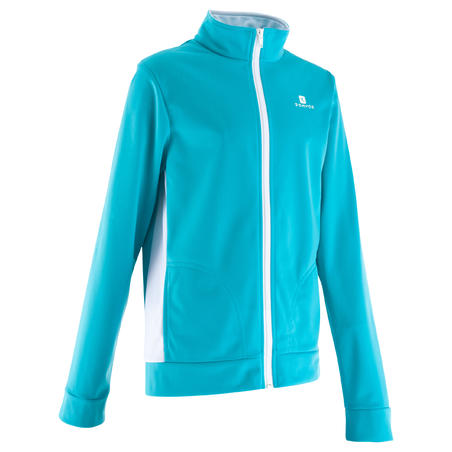 My Gym'Y Girls' Fitness Tracksuit - Blue