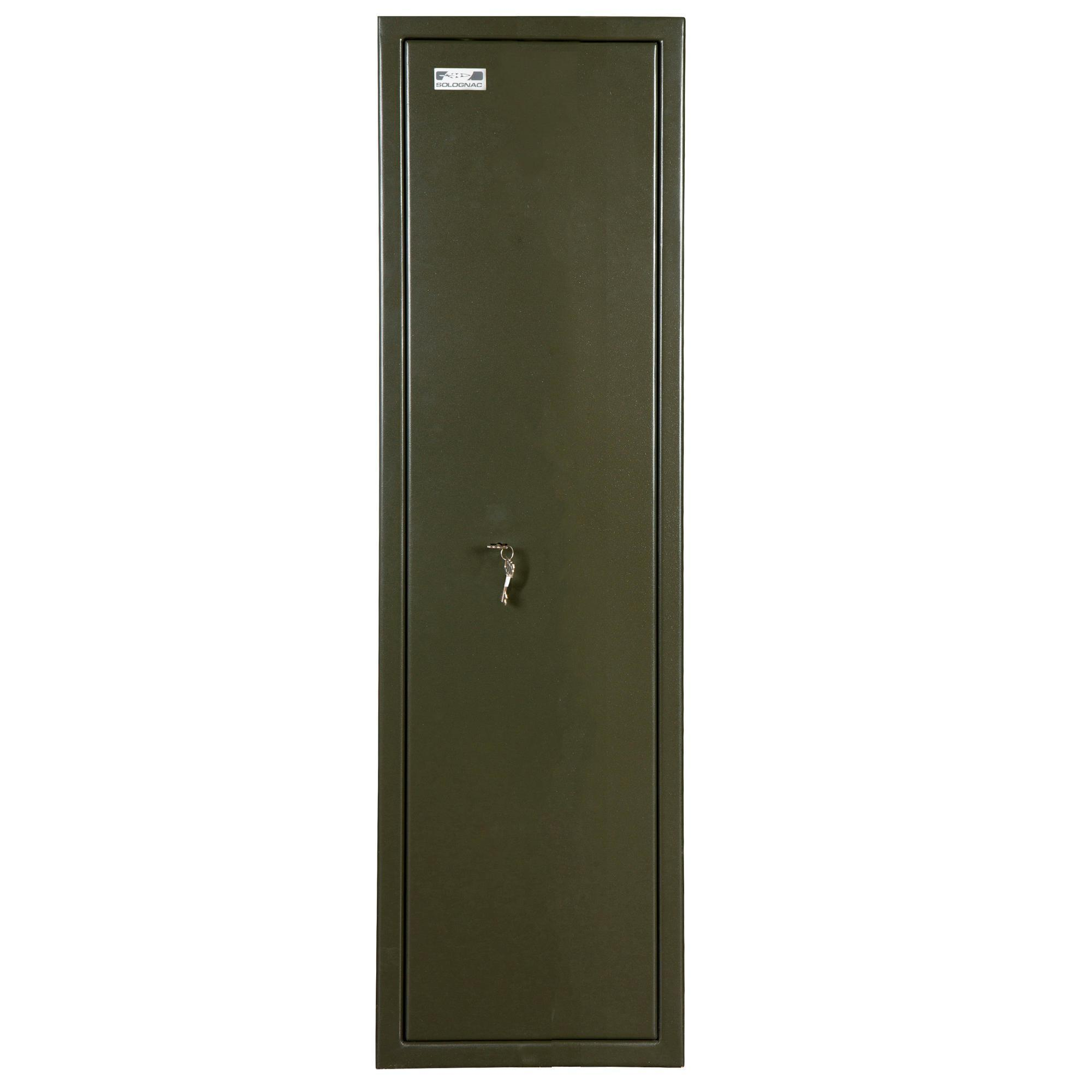 Safety Cabinet 100 10 Guns Solognac