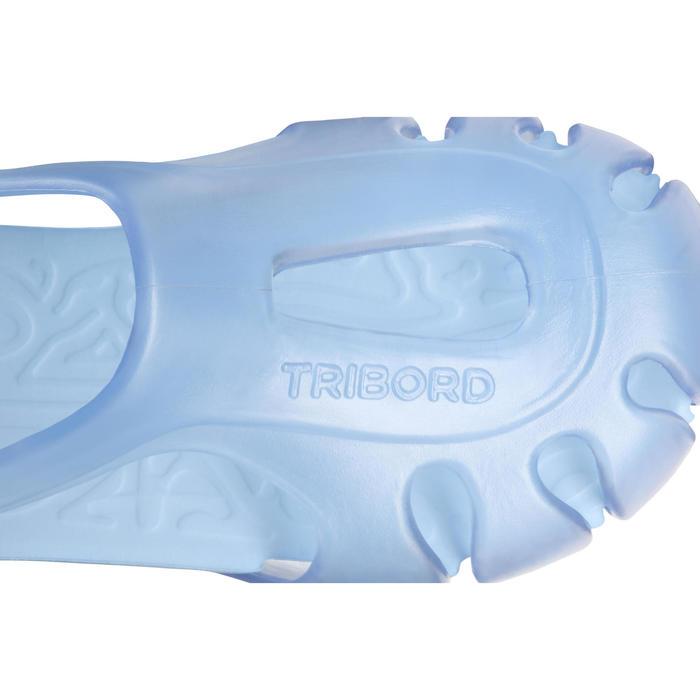Waterschoenen zwembad Aquashoes SSL 100 baby blauw