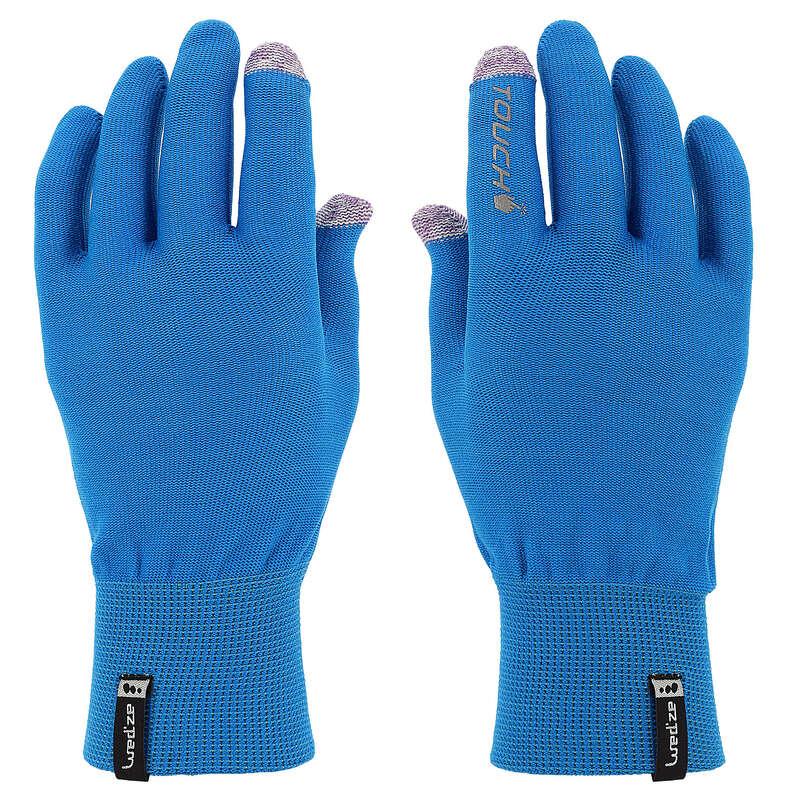 Rękawiczki turystyczne Turystyka - Rękawiczki Forclaz Touch WEDZE - Turystyka