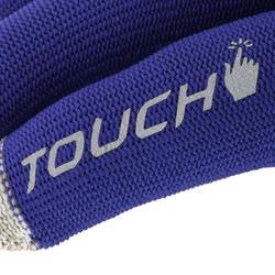 Onderhandschoenen voor trekking Forclaz Touch volwassenen - 314130