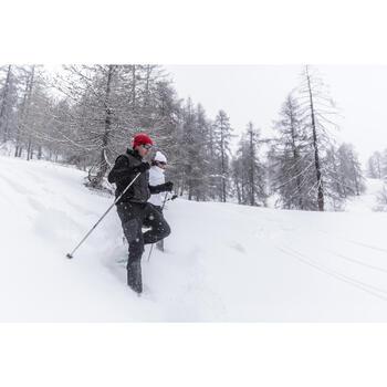 Lunettes de sport ski & montagne adulte TAHOE noires & miroir catégorie 3 - 31464