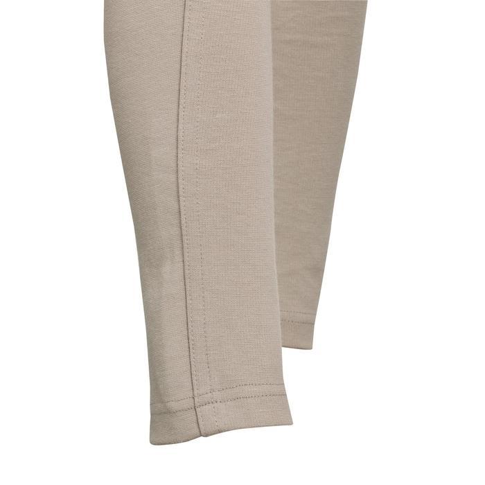Pantalon équitation enfant FULLSEAT noir et - 314671