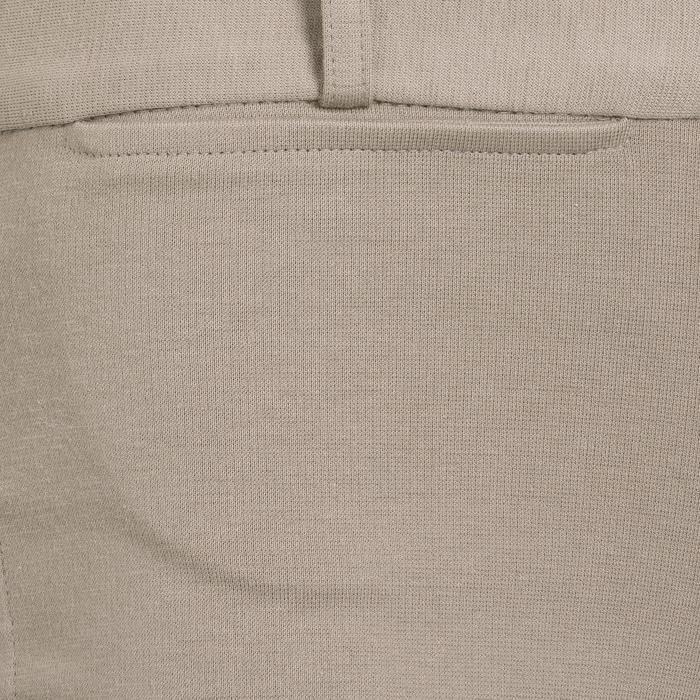 Pantalon équitation enfant FULLSEAT noir et - 314672