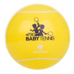 Tennisball TB130 Kinder gelb
