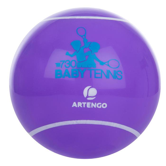 Tennisbälle TB130 Kinder violett