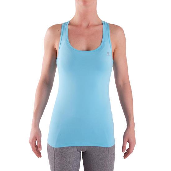 Fitnesstop My Top voor dames, voor cardiotraining - 316683