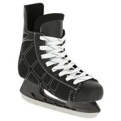 IJshockeyschaatsen voor volwassenen Zero zwart