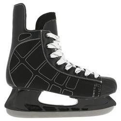 IJshockeyschaatsen voor volwassenen Zero zwart - 317336