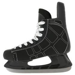 IJshockeyschaatsen voor volwassenen Zero zwart - 317337