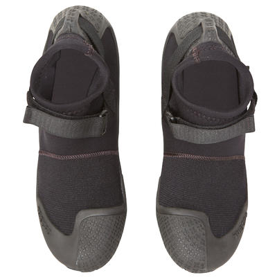 Zapatos caña baja Surf Olaian Neopreno 3Mm