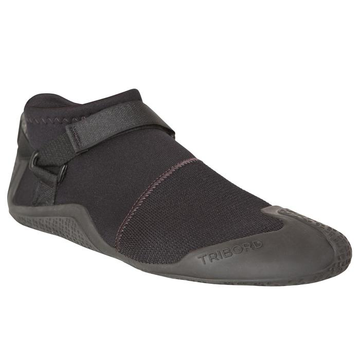 Surfschoenen in neopreen van 3 mm