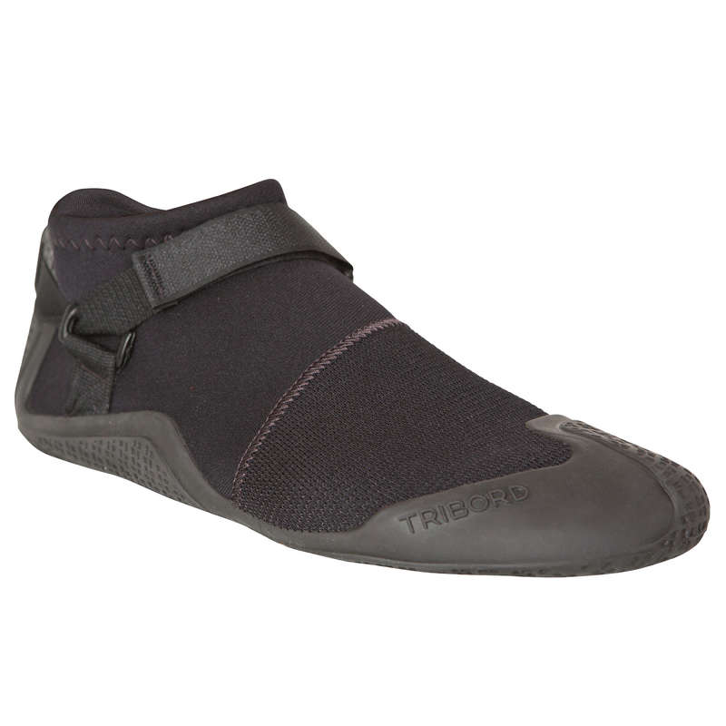 TEMPERED WATER ACCESSORIES Clothing  Accessories - 3mm low neoprene SURF BOOTS OLAIAN - Clothing  Accessories