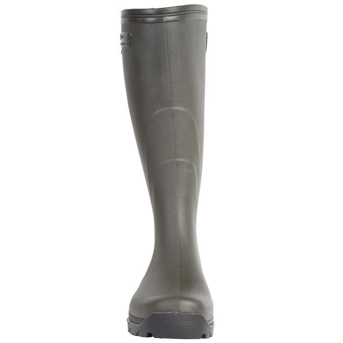 Botte chasse glenarm 500 marron - 318391