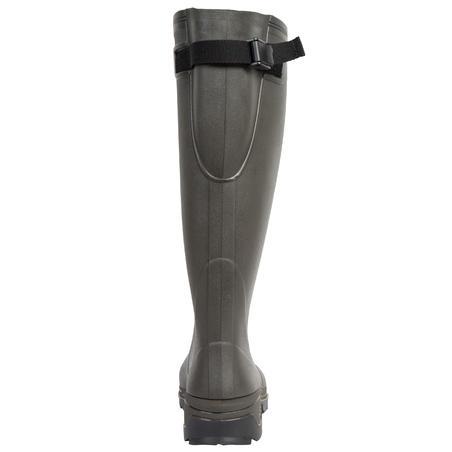 G500 Lightweight Tall Wellies - Brown