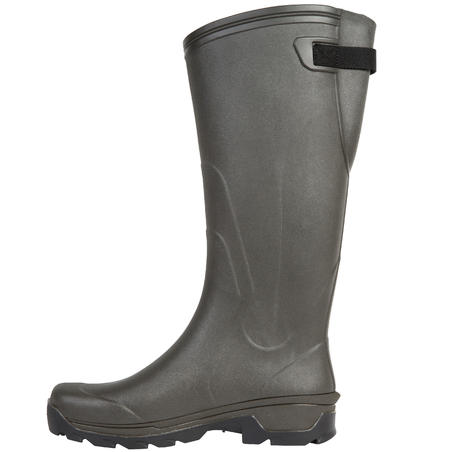 GLENARM 500 HUNTING RAIN BOOTS - BROWN