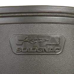Katiuskas Botas Agua Solognac Sg Glenarm 500 Fuelle Ajustable Verde Impermeable