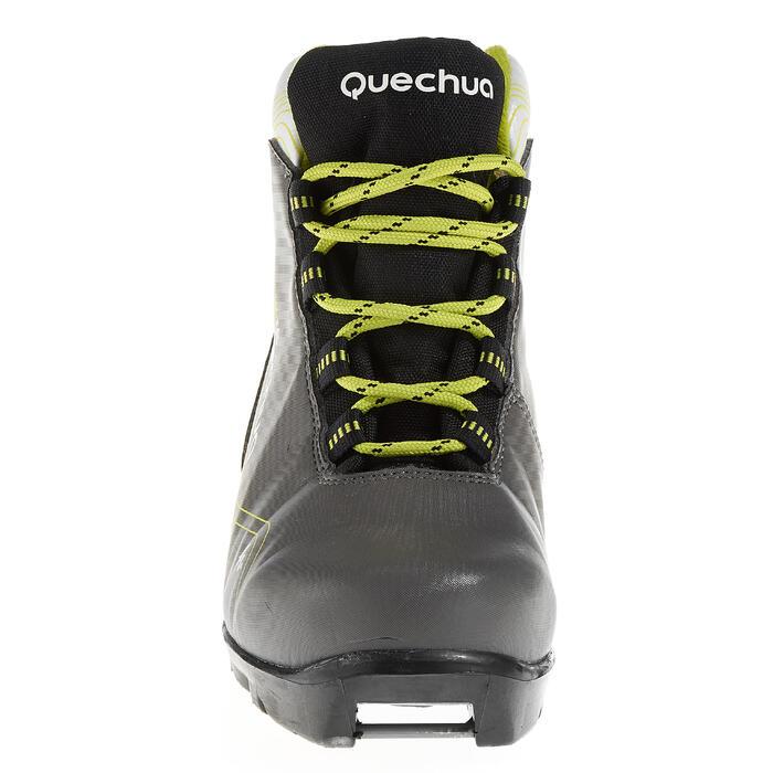 Chaussures de ski de fond classique loisir junior Classic 50 NNN noire - 318622