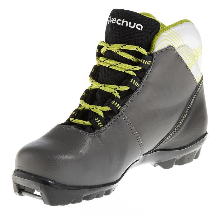 Chaussures de ski de fond classique loisir junior Classic 50 NNN noire - 318623
