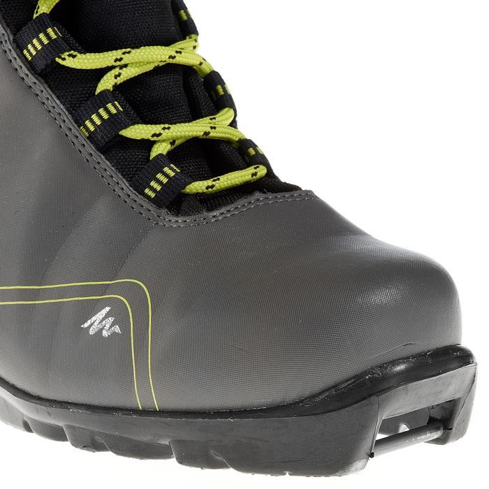 Chaussures de ski de fond classique loisir junior Classic 50 NNN noire - 318628