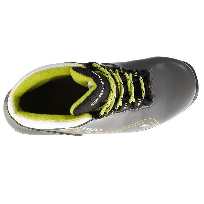 Chaussures de ski de fond classique loisir junior Classic 50 NNN noire - 318633