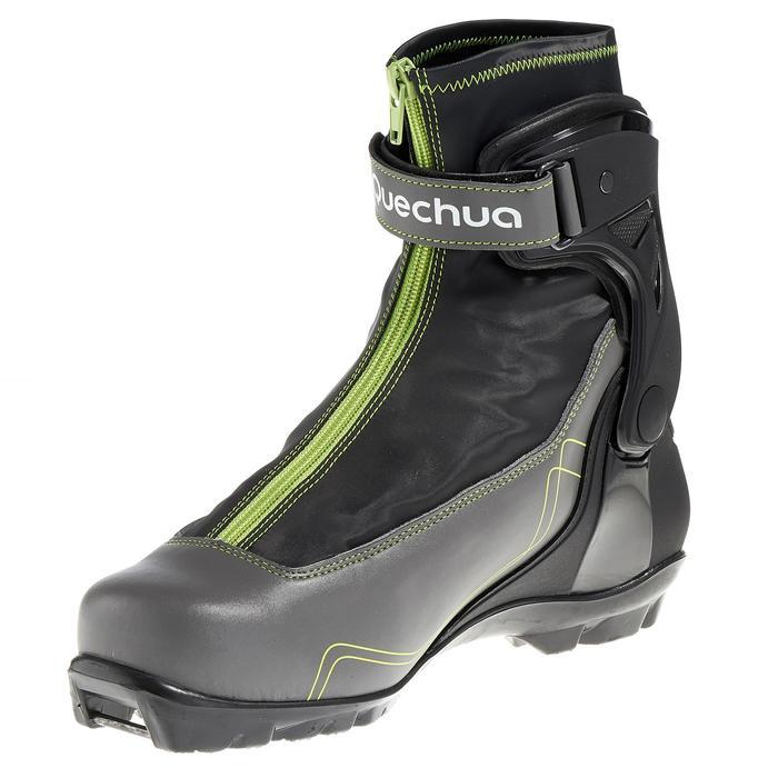 Chaussures ski de fond skate sport homme Skate 100 NNN - 318637