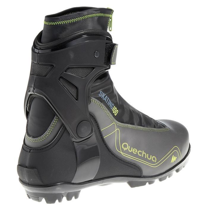 Chaussures ski de fond skate sport homme Skate 100 NNN - 318641