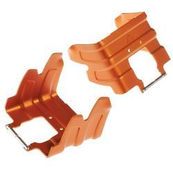 Harschijzers 100 mm oranje