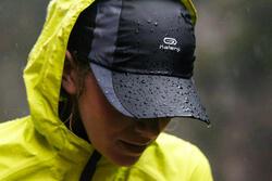 Regenpet voor hardlopen zwart - 318775