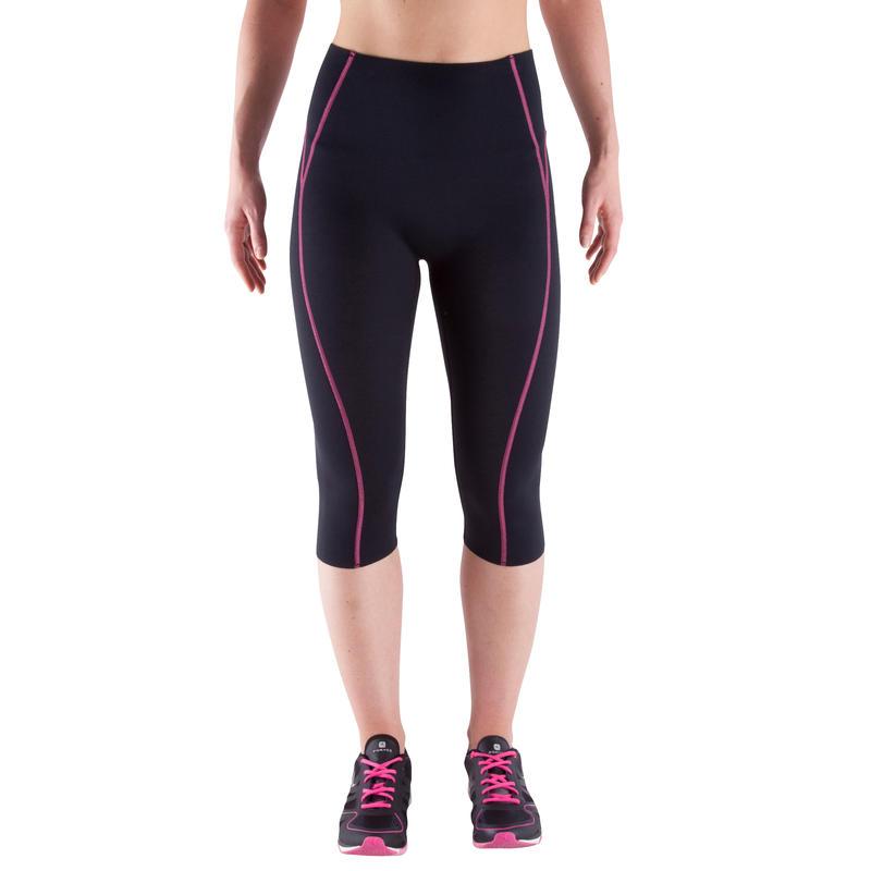 Sweat+ Women's Fitness Sweat Shorts - Black