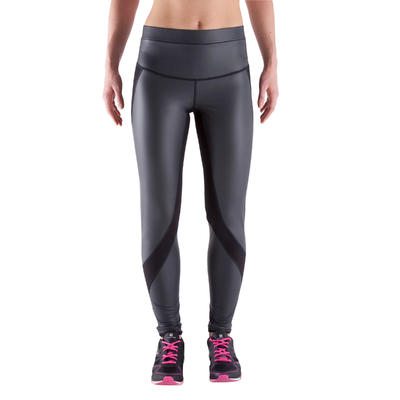 Sweat+ Women's Cardio Fitness Sweat Leggings - Black