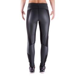 Legging de sudation fitness cardio femme noir SWEAT + b438cf962b8