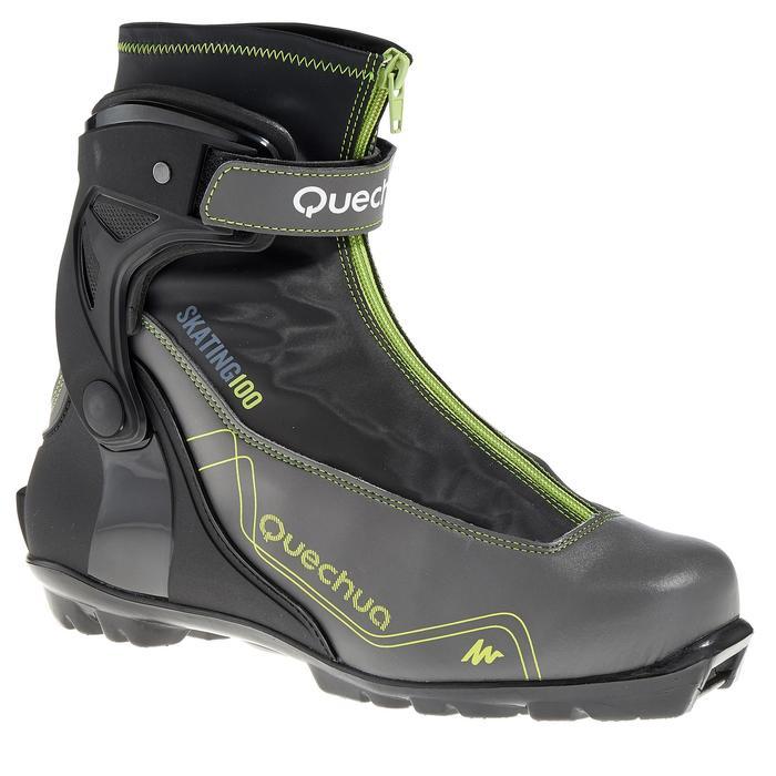 Chaussures ski de fond skate sport homme Skate 100 NNN - 319057