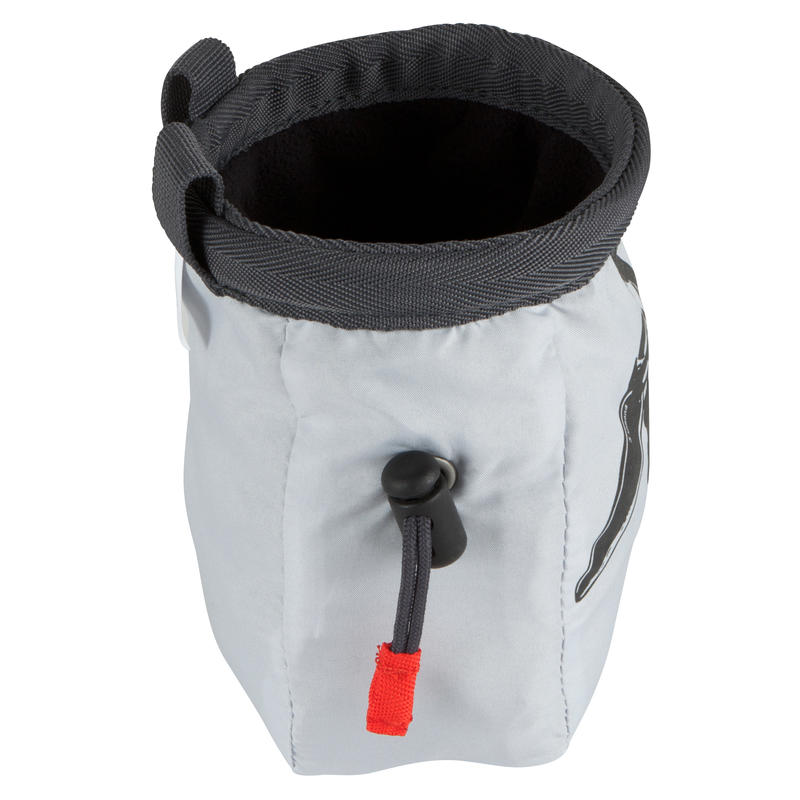 CHALK BAG SIZE L LIGHT GREY