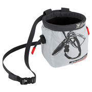 CLIMBING CHALK BAG VERTIKA SIZE L - PALE GREY