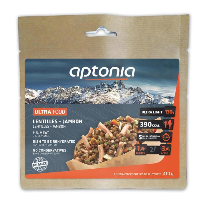 Repas déshydraté trekking MOUNTAIN FOOD pâtes à la bolognaise 120g - 31980