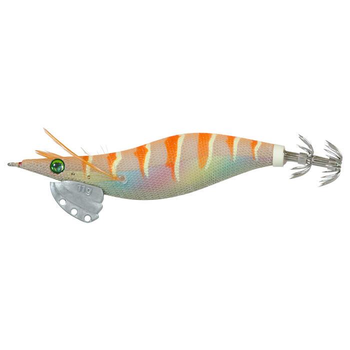 Anzuelo múltiple pesca de cefalópodos EBIKA 2,5 NARANJA