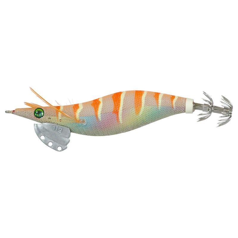 TINTAHAL ÉS POLIP M#CSALI Horgászsport - Műcsali Ebika, 2,5 CAPERLAN - Tengeri horgászat