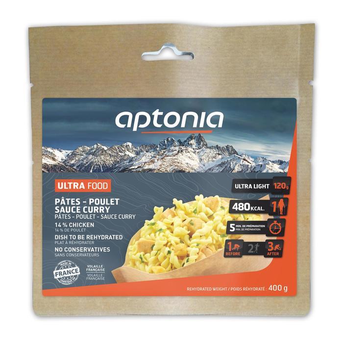 Repas déshydraté trekking MOUNTAIN FOOD pâtes à la bolognaise 120g - 31984