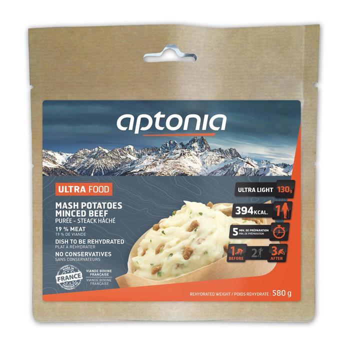 Repas déshydraté trekking MOUNTAIN FOOD pâtes à la bolognaise 120g - 31986