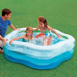 Opblaasbadje Summer Pool 185 x 53 cm Intex - 32011