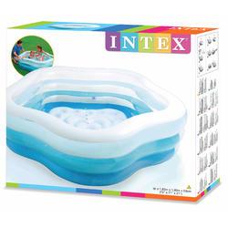 Opblaasbadje Summer Pool 185 x 53 cm Intex - 32093