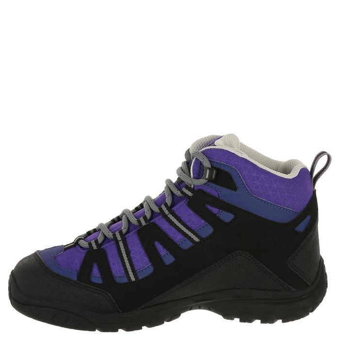 Chaussures de randonnée enfant NH500 Mid imperméables JR corail - 322781